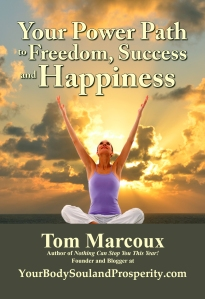 "Take your life to a Higher Level: Get the book ""Your Power Path to Freedom, Success and Happiness"""